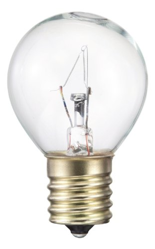 Philips 416701 Appliance Hi-Intensity 25-Watt S11 Intermediate Base Light Bulb