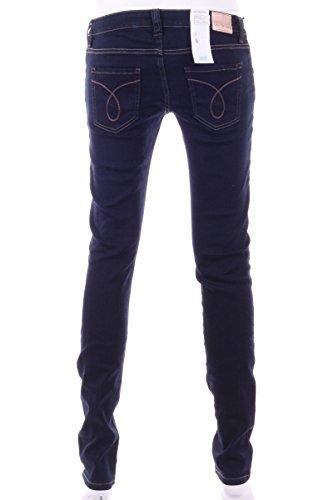 Low Rise Calvin Donna Skinny Klein Jeans qTOIOtU