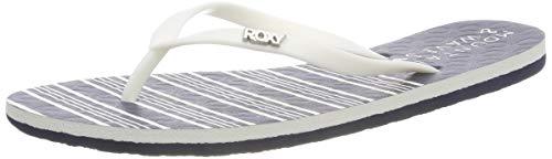 Ii Viva Azul Mujer Stamp Y Playa De Zapatos Na4 navy Piscina Para Roxy qTaEwRq