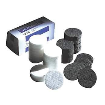 Pack of 50 Advantec N01026 Milk Sediment Discs White 33mm 50//Pk