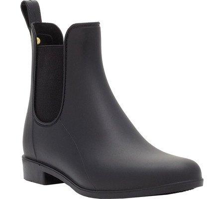 Black Matte Pvc Sam Edelman Women's Tinsley Rain shoes
