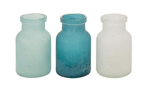 Acrylic Frosted Vases - 6