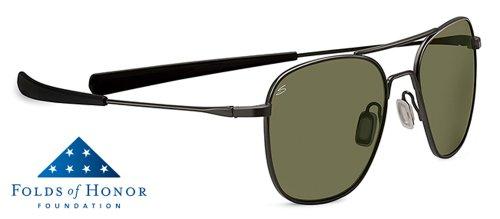 - Serengeti Classic Coll. Sortie Sunglasses Frame 7980 Satin Black New