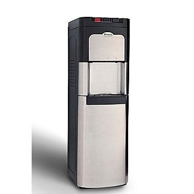 Whirlpool Bottom Load Water Cooler with Hot, Cool & Cold in Stainless Steel