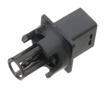OES Genuine Air Conditioning ACC Temperature Sensor 2-Pin Connector for select Volvo models W0133-1619597-OES