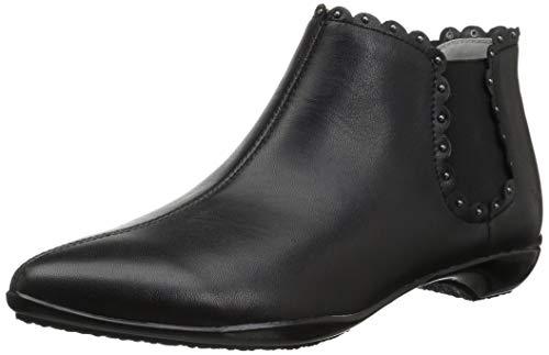 Jambu Women's Rimini Ankle Boot, Black, 11 M US