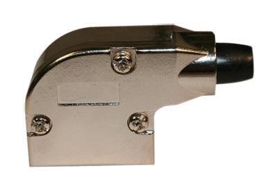DA Zinc Alloy Body 90/¡/ã NORCOMP 981-015-130R121 D Sub Backshell 981 Series