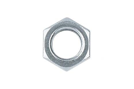 bz934zm08 /Écrou hexagonal DIN 934/ ; de zinc