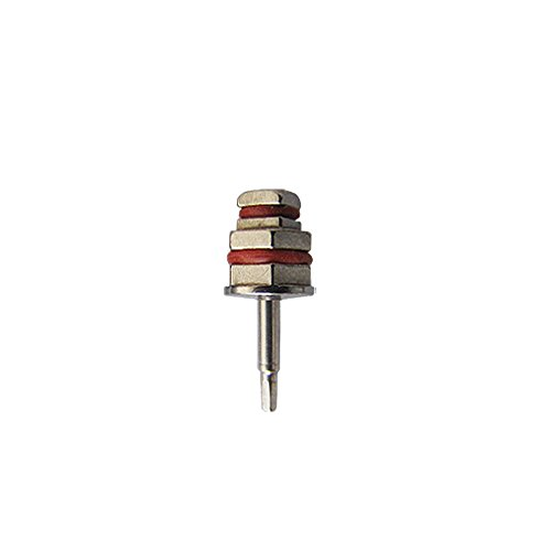 Hex Driver 1.25mm Short Length for Dental Implants Abutments and Cover Screws by IQ Implants