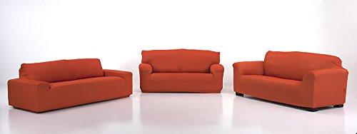 Poli Posti Malva Copridivano Toronto Elastico 2 cotone Arancione Mod In Belmarti q6FOwRqT