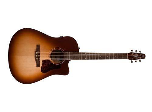 Seagull Entourage Autumn Burst CW QIT Acoustic Electric Guitar