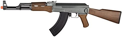 UKARMS Lancer Tactical LT-728 AEG AK-47 Electric Airsoft Gun Rifle