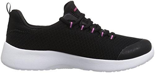 81017l Y Niñas Zapatillas Hombre Negro Skechers Blanco XUrXwqA8