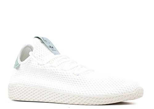 adidas Herren Pharrell Williams Tennis HU Sportschuh Weiß / Weiß / Grün