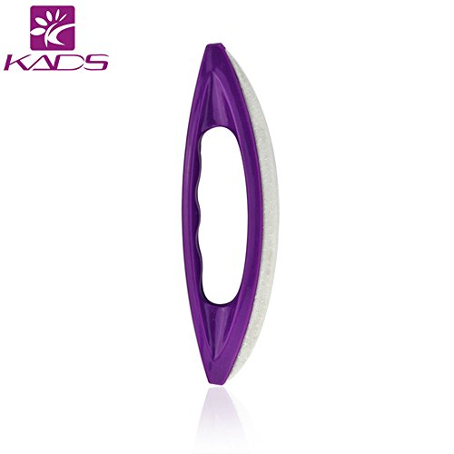 (KADS Chamois Nail Buffer And Polish Tool Made Of The Sheep Leather for Nail Art Buffing for Nail Tool)