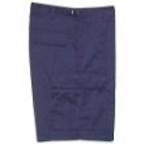 BDU Short - Poly / Cotton Twill (XXX-Large, Navy Blue)