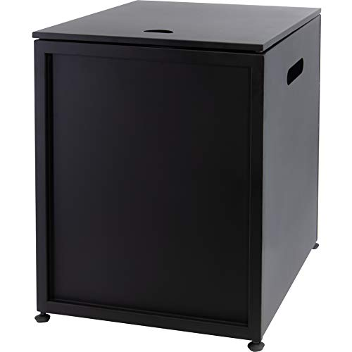 Bond KD Tank Hideaway Container Black 67635