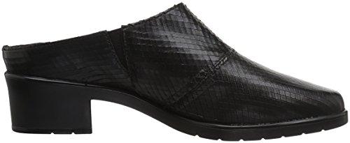 Clog Walking Women's Black Cradles Leather Caden ZHAHp0q