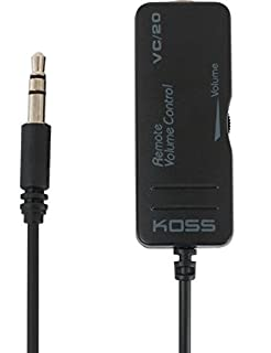 Koss VC20 Volume Control by Volume Control (B00001P4XH) | Amazon price tracker / tracking, Amazon price history charts, Amazon price watches, Amazon price drop alerts