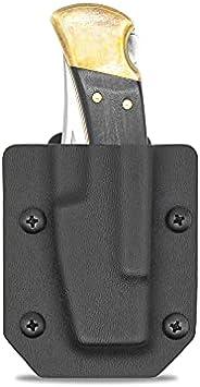 Clip & Carry Kydex Sheath for the Buck 110 & Buck 112 Folding Pocket Knife ~ USA Veteran Made (Knife n