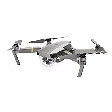 DJI Mavic Pro Platinum Fly More Combo!