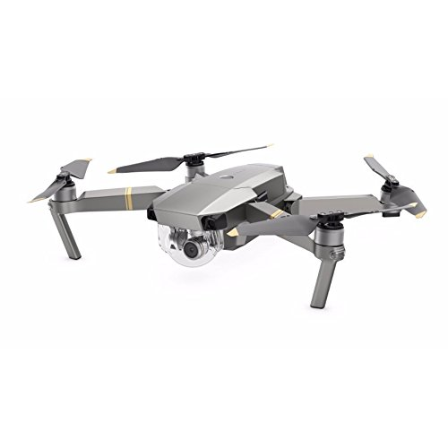 DJI Mavic Pro - Platinum - Fly More Combo!