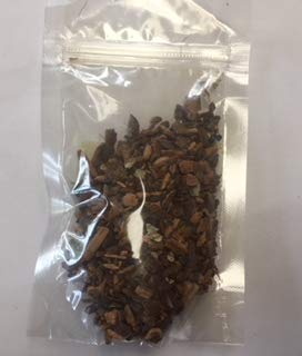 Herbs: Wild Cherry Bark - Dried ~ One Ounce ~ Ravenz Roost herbs with special info on labels