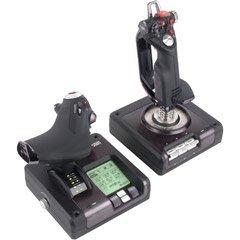 Saitek SAITEK X52 PRO FLIGHTCONTROL SYSTEM CONTROL SYSTEM (Video Game / PC)