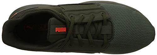 Enzo 01 Baskets Green 190461 Puma 8pXSw