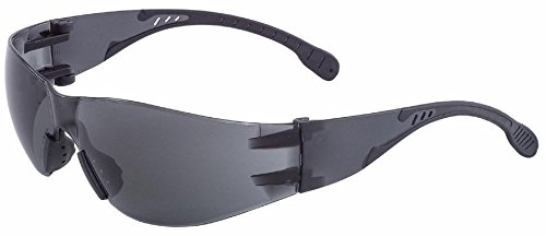 ERB 16268 I-Fit Flex Safety Glasses Gray and Black Temples/Gray Lenses