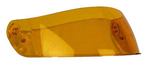 Vega Series B Full Face Shield (Amber, One Size)