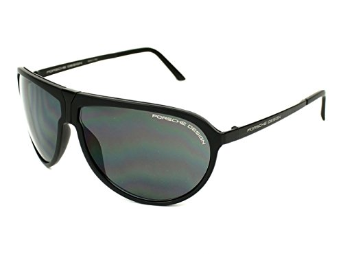 Porsche Design P 8619 Aviator Sunglasses - Black / - L&p Sunglasses