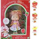 Strawberry Shortcake Classic Doll - Peach Blush - 6 inch - Shortcake Strawberry Vintage