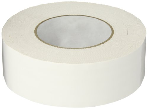 (Polyken 827 Polyethylene Film Premium Grade Multi-Purpose Tape with Pinked Edge, 55m Length x 48mm Width, White )
