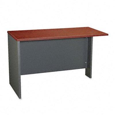 Bush Business Furniture Series C Collection 48W Return Bridge in Hansen (66 Bow Front Desk)