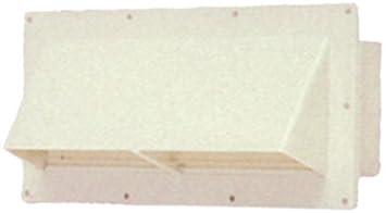 Amazon.com: Ventline (V2111-11) Colonial White Horizontal Exterior ...