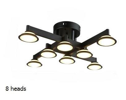 Plafoniere Per Studio : Plafoniere nordiche luci soggiorno led lampade da studio per