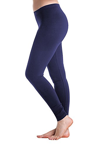 Beyond Clean Karma : Champion Om Life – Yoga Ankle Legging By In Touch (medium, navy) Review