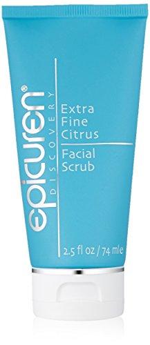 Extra Fine Citrus Facial Scrub, 2.5 oz.