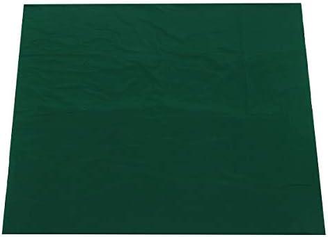 Una sola cara cubierta Mesa de billar piscina del billar Paño 2.5 ...
