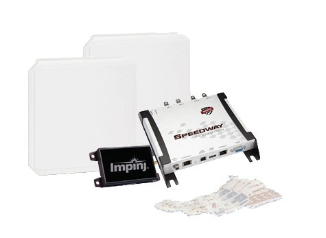 Impinj Speedway R420 UHF RFID Reader Evaluation Kit (4 Port) by Impinj
