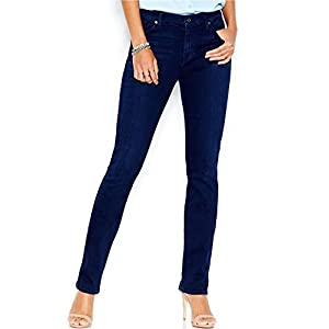 7 For All Mankind Women's Straight Leg Jean