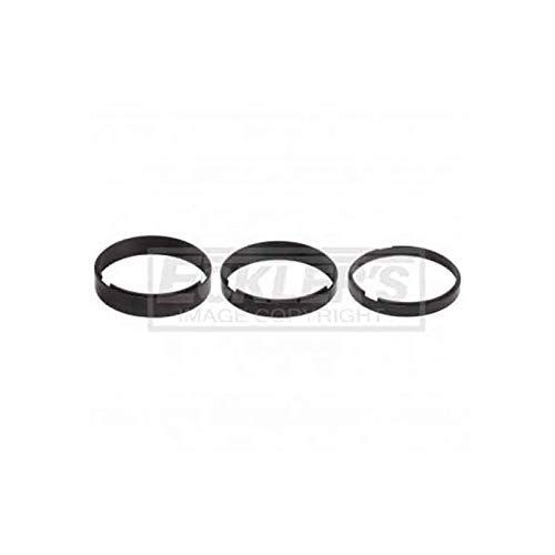 Eckler's Premier Quality Products 40336496 Full Size Chevy Spectre Performance Air Cleaner Riser Kit For Air Cleaner And Carburetors With 5 1/8' Neck