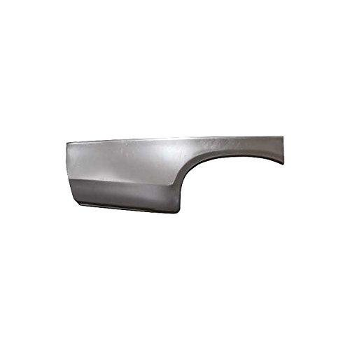 MACs Auto Parts 42-13286 -69 Fairlane-Torino 2-Door Right Rear Lower Half Quarter Patch Panel Is 54