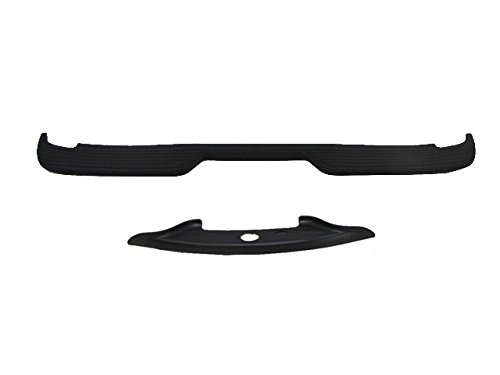 Rear Bumper Expedition (Bundle 00-05 Ford Excursion /97-02 Expedition Rear Step Bumper Top Lower Pad 2Pc)