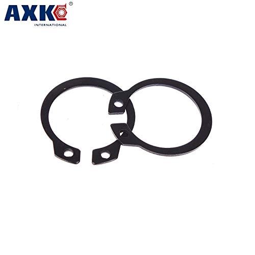 Inner Diameter: M12 Ochoos 5PCS M12 M15 GB896 Stainless Steel Opening Retaining Ring E-Type Snap Ring