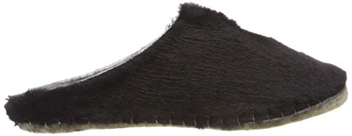 Negro Pantofole Eu Donna Isasa76 Schwarz am New 38 Macarena TwAfaqvY