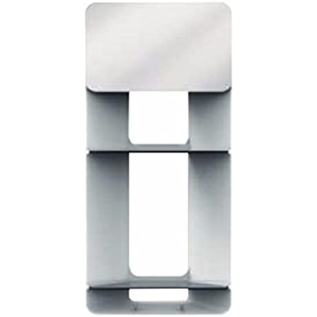 WYMBS Modern Bathroom Shelf Metal Pendants