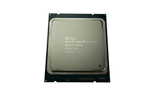Amazon com: Intel Xeon E5-1650 v2 3 5GHz 12MB 6-Core 130W