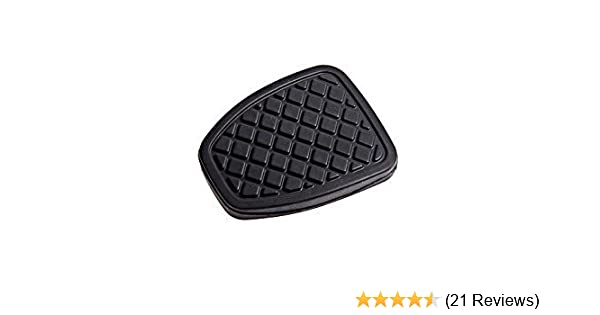Amazon.com: 1 Genuine Subaru Brake Clutch Pedal Pads Forester Impreza Legacy Outback WRX OEM: Automotive
